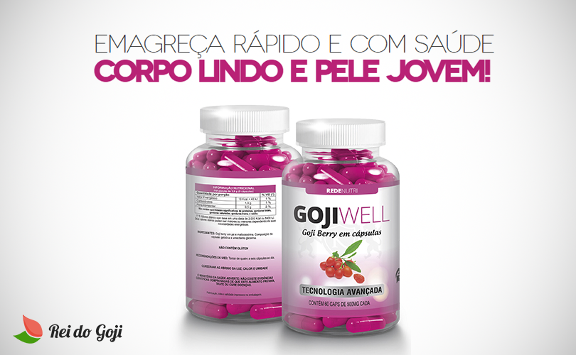 Goji Well funciona mesmo?