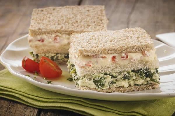 10 receitas de Sanduíche Natural