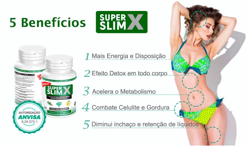 Super SLIM X funciona mesmo?