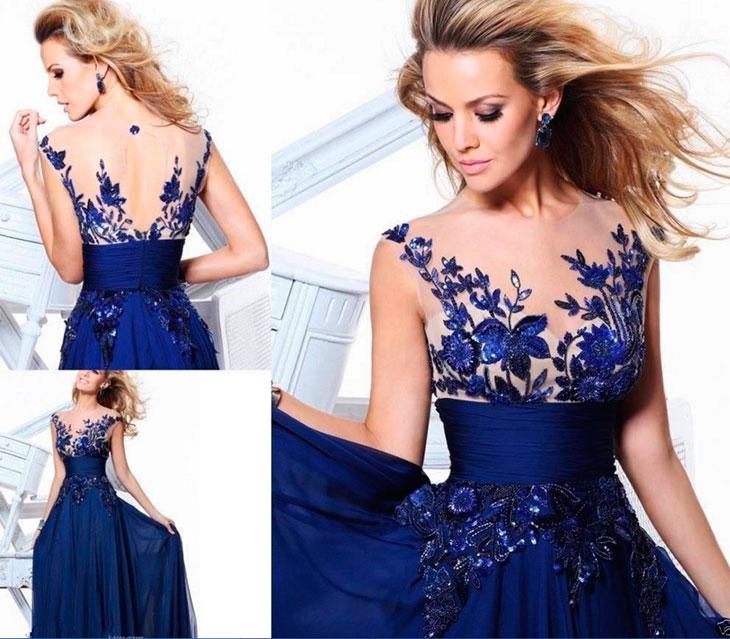 100 modelos de vestidos de festa para arrasar
