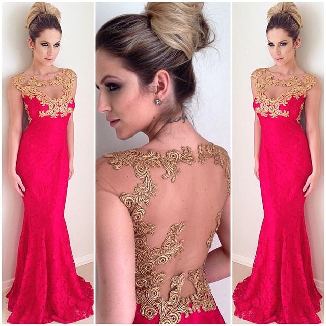 eddfe7145 100 modelos de vestidos de festa para te inspirar (Foto: Divulgação)