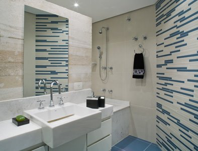 fotos de Banheiros Pequenos Decorados