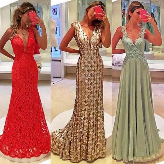 Vestidos de Madrinha: Modelos, como usar e escolher