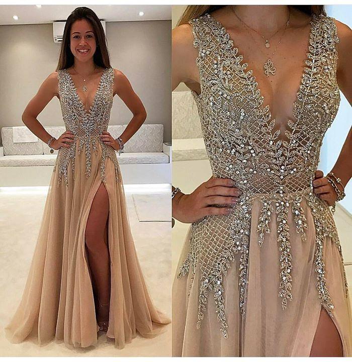 100 modelos de vestidos para Formatura