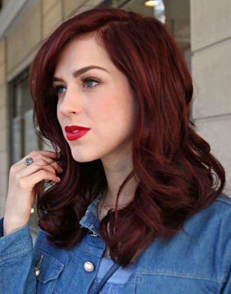 cabelo ruivo mulher branca 2
