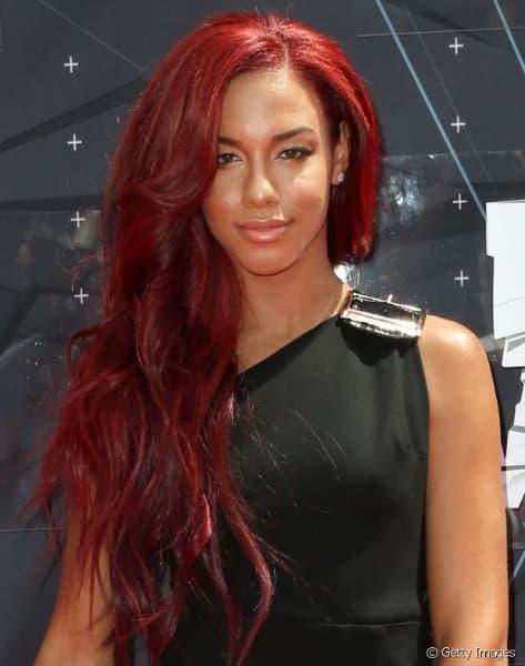 cabelo ruivo mulher negra 1