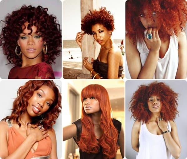 cabelo ruivo mulher negra 4