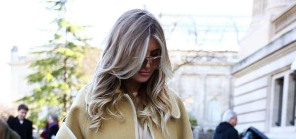 cabelos com luzes loiro california