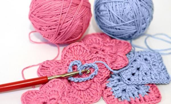 Bicos de Crochê com Gráfico: Passo a Passo