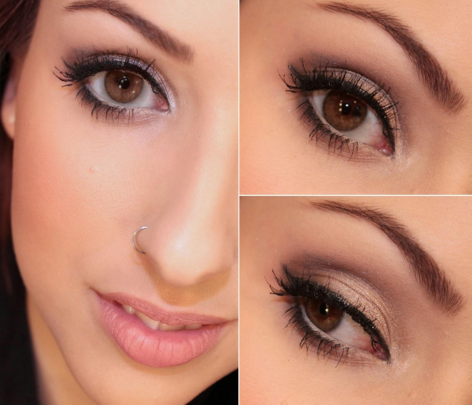 maquiagem para evangélicas olhos