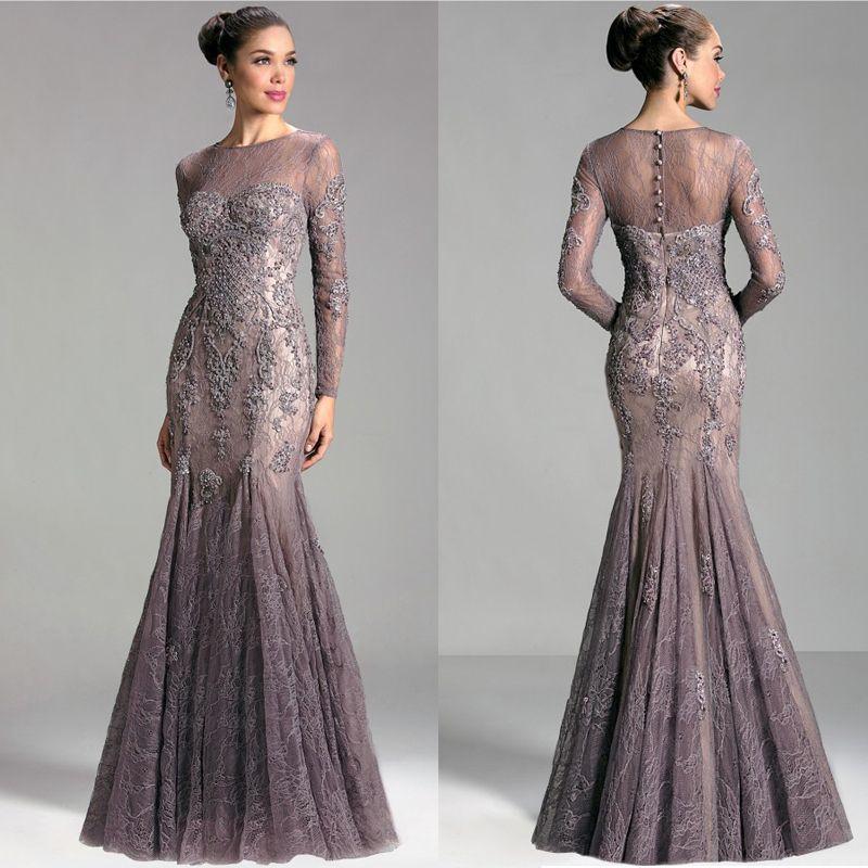 Fabuloso Vestidos Sereia 2018: 10 opções incríveis BA84