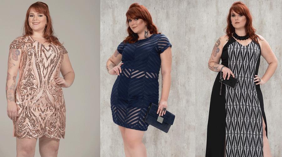 Vestidos para Plus Size 2018: Conheça as tendências do mercado