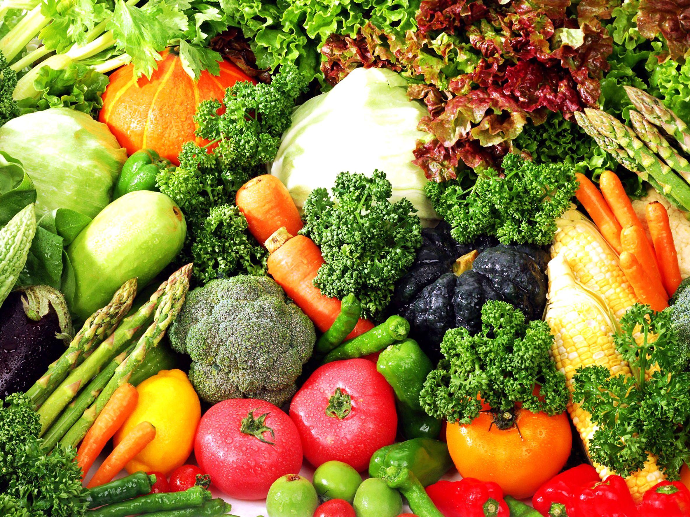 10 alimentos ricos em Nutrientes