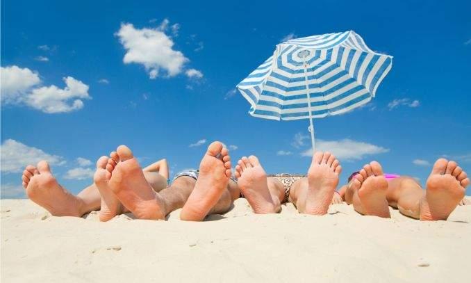 5 doenças que você pode pegar na praia