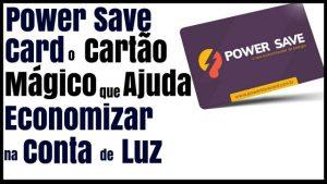 Powersave Card