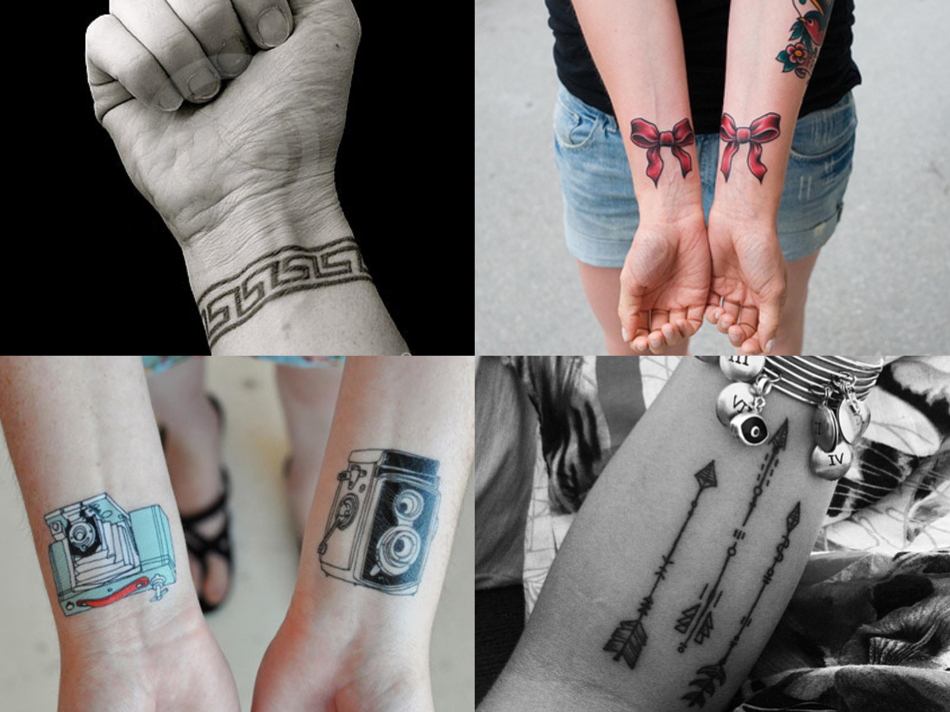 Tatuagens no Pulso: 10 Inspirações para fazer