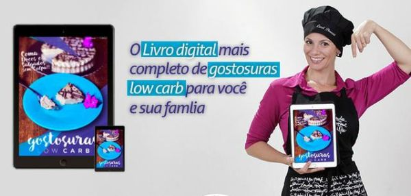 Gostosuras Low Carb comprar