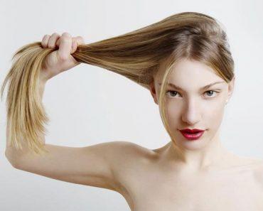 reconstrução cabelos com luzes