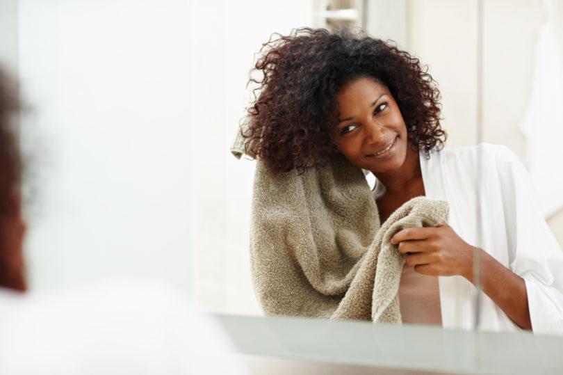 dicas para cuidar de cabelos crespos