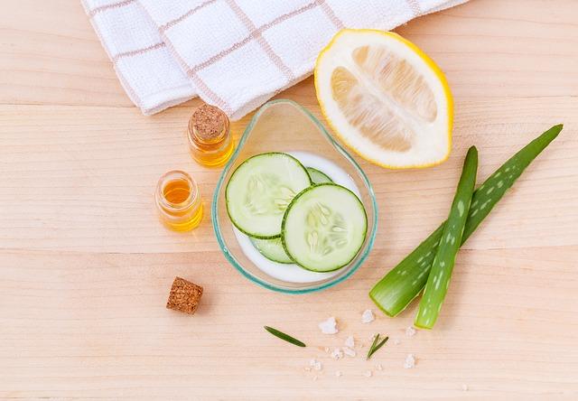 receitas caseiras para clarear a pele
