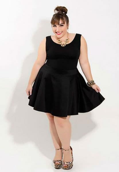 a6ffee876 A moda plus size reconheceu que realmente é um dilema para as mulheres  acima do peso