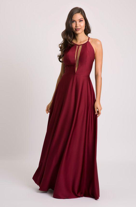 o que é vestido minimalista